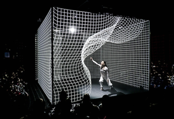 Projection Mapping Media Performance